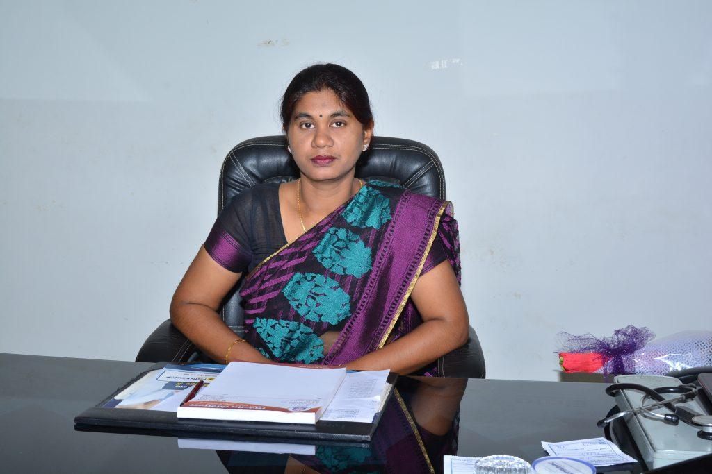 DR. JAYANTI CHAUDHARY