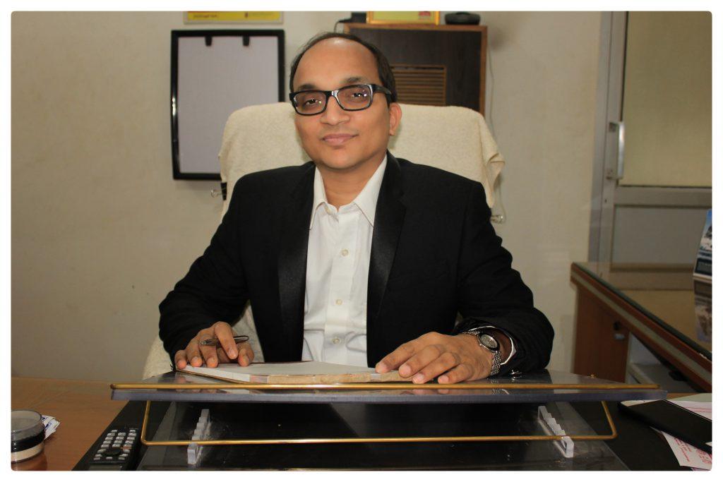 DR. UMESH CHAUDHARY